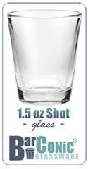 glass dimensions 225 x 175 x 125 case qty 144 - How Many Ounces In A Shot Glass